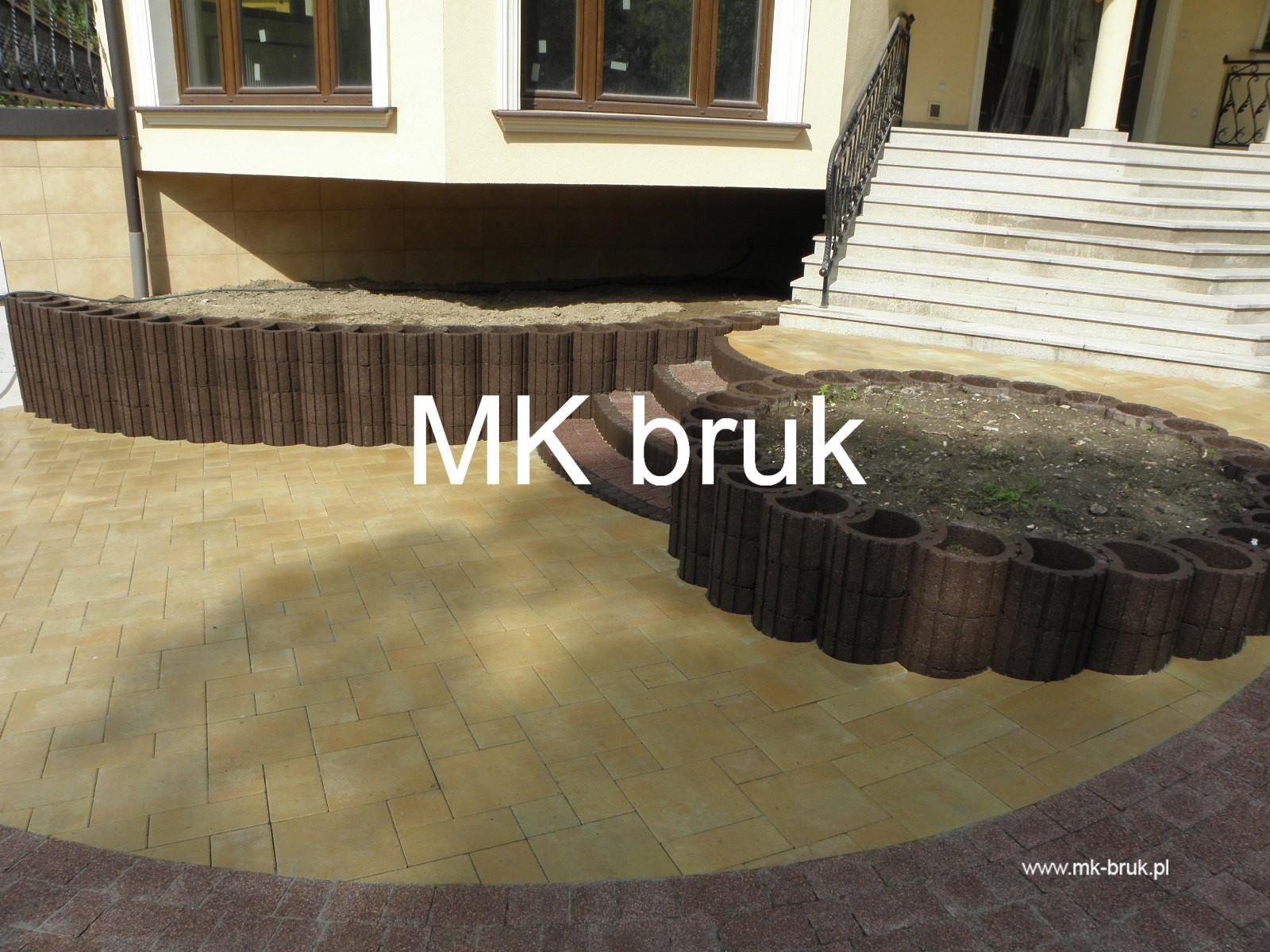kostka brukowa Kraków - MK BRUK