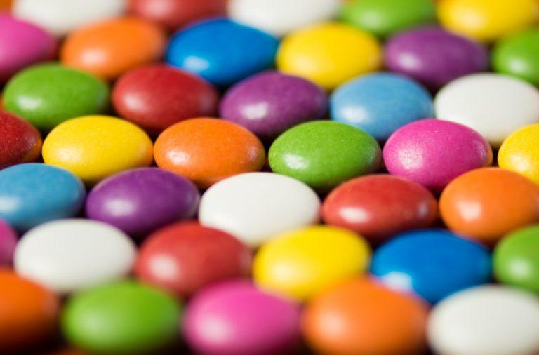 Cukierki z nadrukiem – czy są skuteczne?