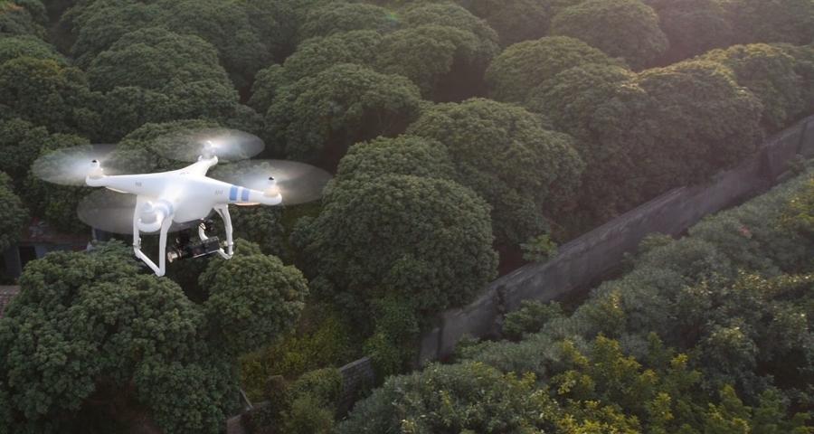 efektowne filmowanie dronem na każdą kieszeń