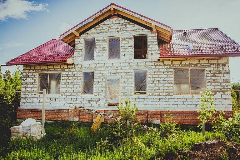 Kosztowna budowa domu jednorodzinnego