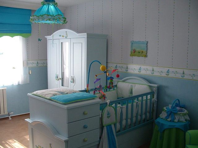 Szykują ci się narodziny dziecka? Warto zastanowić się nad wystrojem jego pokoju!