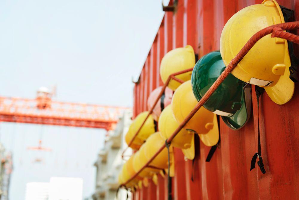 Bezpieczeństwo na placu budowy
