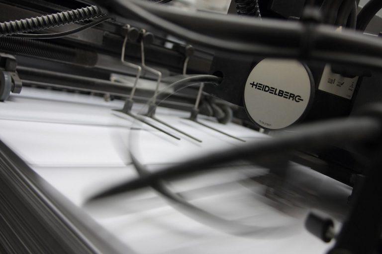 Technologie druku
