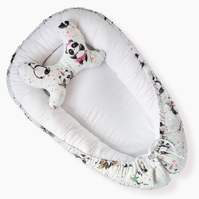 Kokon – otulacz dla niemowlaka czyli wygoda dla niemowlaka