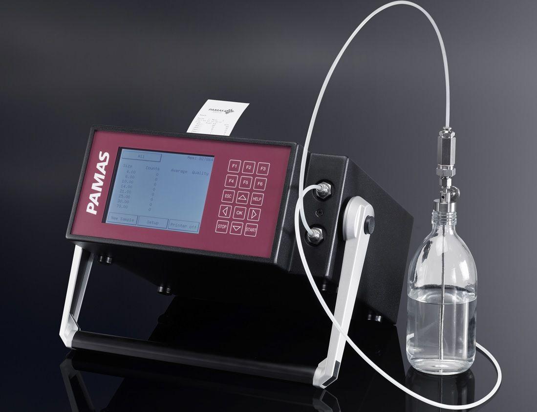 Nowoczesny sprzęt do badań paliw